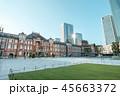 東京駅 駅 駅舎の写真 45663372