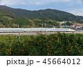 乗り物 電車 列車の写真 45664012