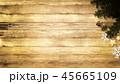 クリスマス 背景 オーナメントのイラスト 45665109