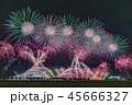 花火 花火大会 大曲花火大会の写真 45666327