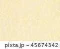 和紙 紙 背景の写真 45674342