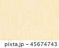 和紙 紙 背景の写真 45674743