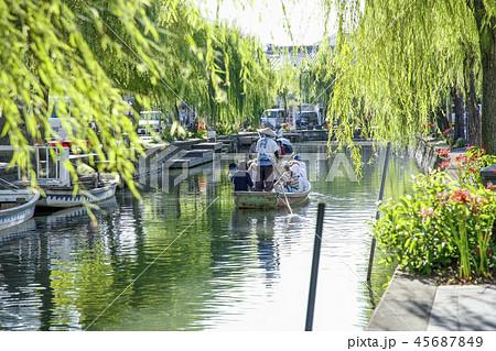 福岡県 柳川の川下り 45687849