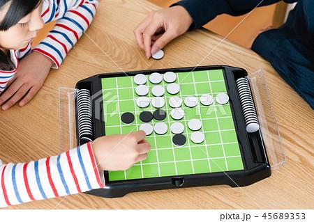 オセロゲーム 45689353