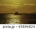 海 夕焼け 夕暮れの写真 45694824