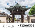 四天王寺 唐門 門の写真 45699554