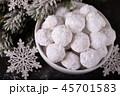 洋菓子 ペストリー 手作りの写真 45701583