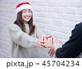 ギフト プレゼント 贈り物の写真 45704234