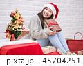 ギフト プレゼント 贈り物の写真 45704251