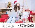 ギフト プレゼント 贈り物の写真 45704262