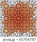 シームレス パターン 柄のイラスト 45704797