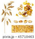 穀類 一粒 穀物のイラスト 45710463
