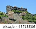 軍艦島 端島 廃墟の写真 45713586