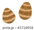 里芋 芋 野菜のイラスト 45716658