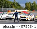 車 自動車 人々の写真 45720641