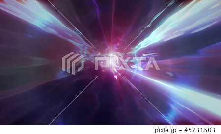 Flight to another dimension through a wormhole 45731503