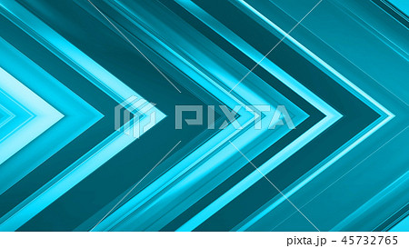 3d rendering of an abstract angular composition 45732765