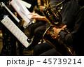 ビッグバンドジャズオーケストラ(サックス) 45739214