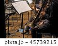 ビッグバンドジャズオーケストラ(トロンボーン) 45739215