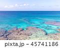 宮古島 海 風景の写真 45741186