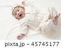 赤ちゃん 子供 人物の写真 45745177