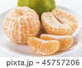 オレンジ 柑橘 柑橘系の写真 45757206