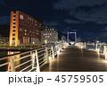 門司港 門司港レトロ 夜景の写真 45759505
