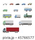 車 自動車 乗り物のイラスト 45766577