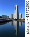 横浜 みなとみらい ランドマークタワーの写真 45772500