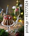 お菓子 チョコ 料理の写真 45777324