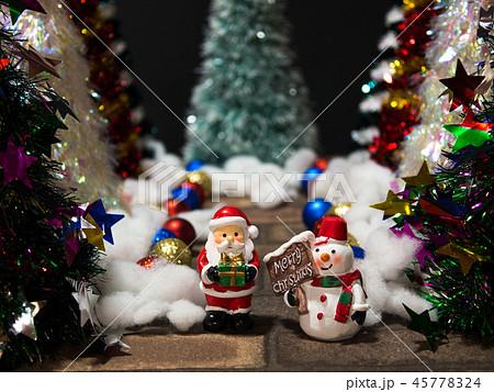 クリスマスイメージ 45778324