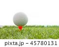 GOLF ゴルフ ボールの写真 45780131