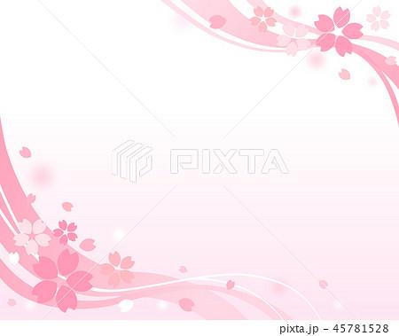 桜 和 春 背景  45781528