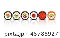 お寿司 すし 寿司のイラスト 45788927