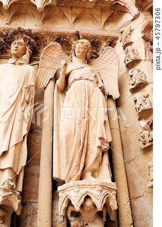 Cathedrale Notre-Dame de Reims ランス・ノートルダム大聖堂 45797306