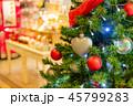 クリスマスツリー 飾り 通勤の写真 45799283