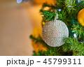 ハート 飾り 玉の写真 45799311