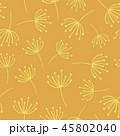 フローラル 抽象的 ベクターのイラスト 45802040