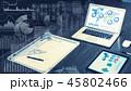 ビジネス リサーチ 調査の写真 45802466