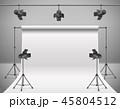 立体 3D 3Dのイラスト 45804512