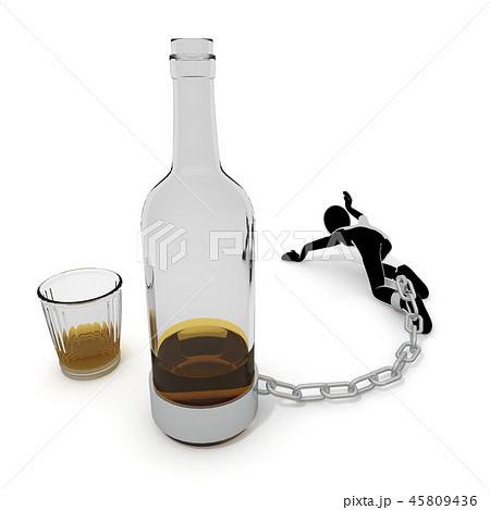 お酒 / アルコール依存症 / 人物 45809436