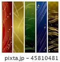 和風 和柄 背景のイラスト 45810481