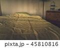 布団 枕 部屋の写真 45810816