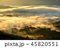 加久藤盆地の雲海 45820551