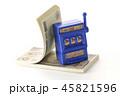スロットマシーン 45821596