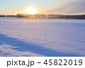 厳冬の朝 45822019