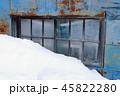 冬の炭坑住宅 45822280