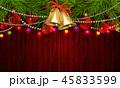 バックグラウンド 背景 クリスマスのイラスト 45833599