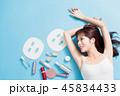 アジア人 アジアン アジア風の写真 45834433