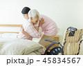 介護 女性 介護士の写真 45834567